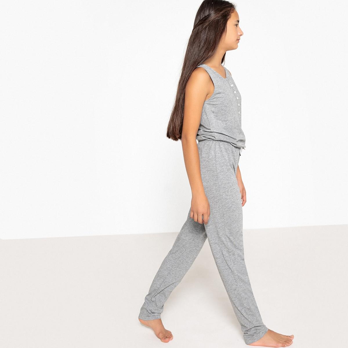 Комбинезон-пижама с рисунком, 10-16 лет комбинезон пижама с рисунком 10 16 лет