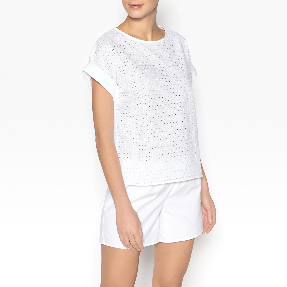 Пижама с шортами, 100% хлопок пижама с шортами с рисунком