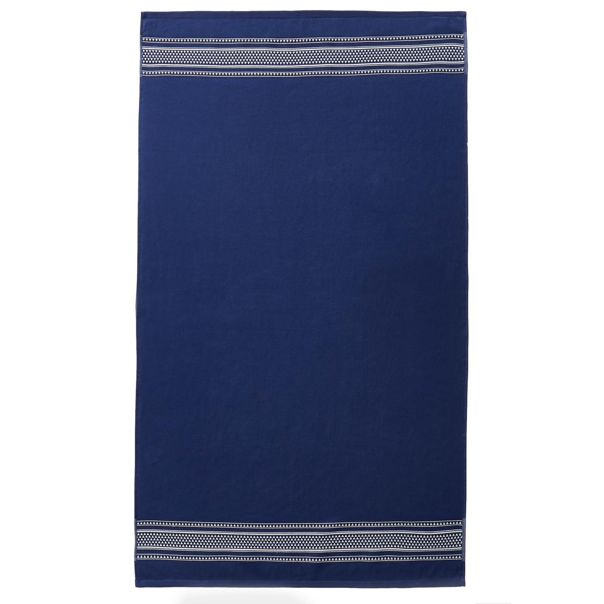 Полотенце пляжное из махровой ткани, DecoОписание пляжного полотенца Deco :Прямое.Характеристики пляжного полотенца Deco :100% хлопок, подкладка: махровая ткань букле из 100% хлопка400 г/м?.Машинная стирка при 40 °С.Размеры пляжного полотенца Deco :90 x 160 см<br><br>Цвет: темно-синий,фуксия<br>Размер: единый размер