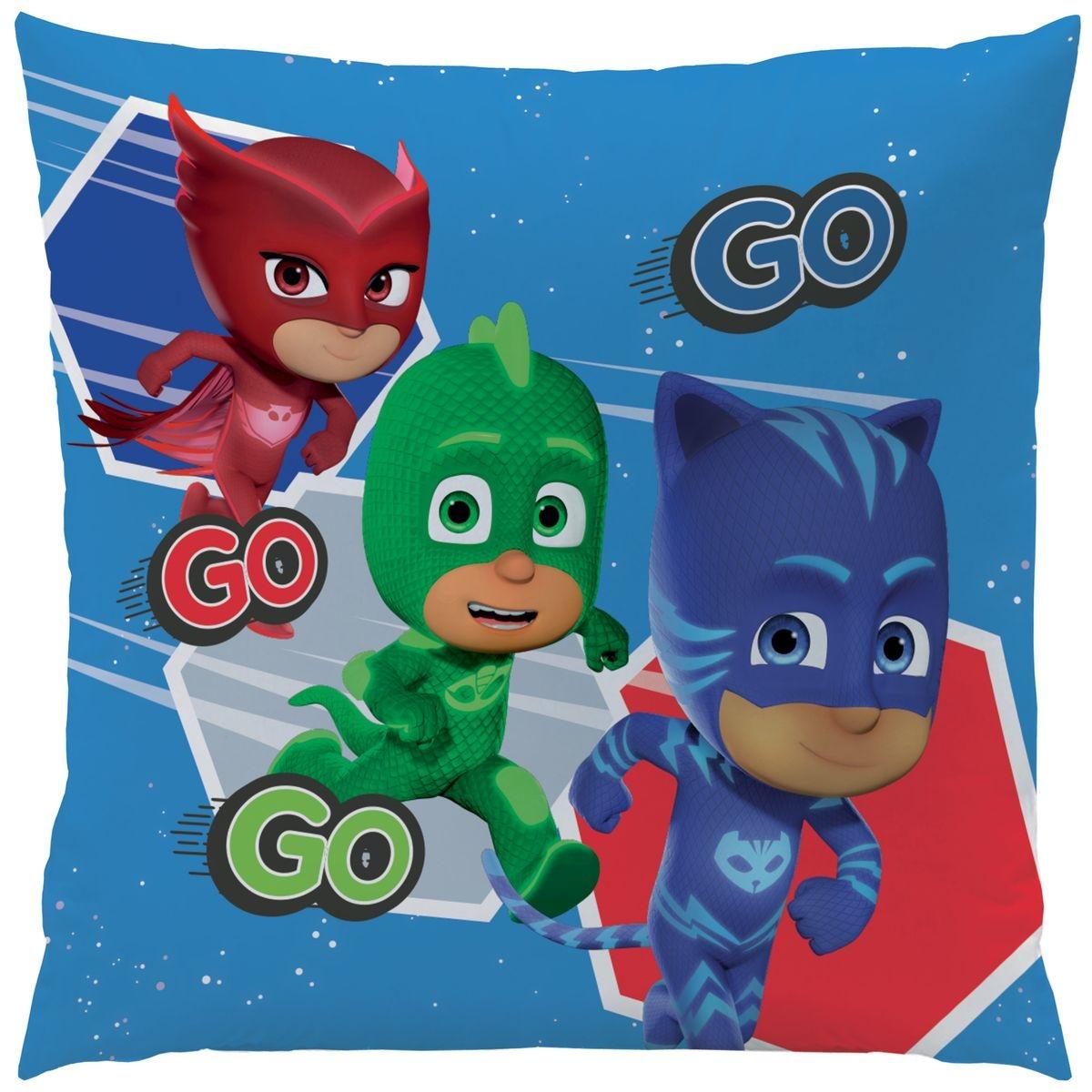 Coussin PJMASKS HERO 100% Polyester
