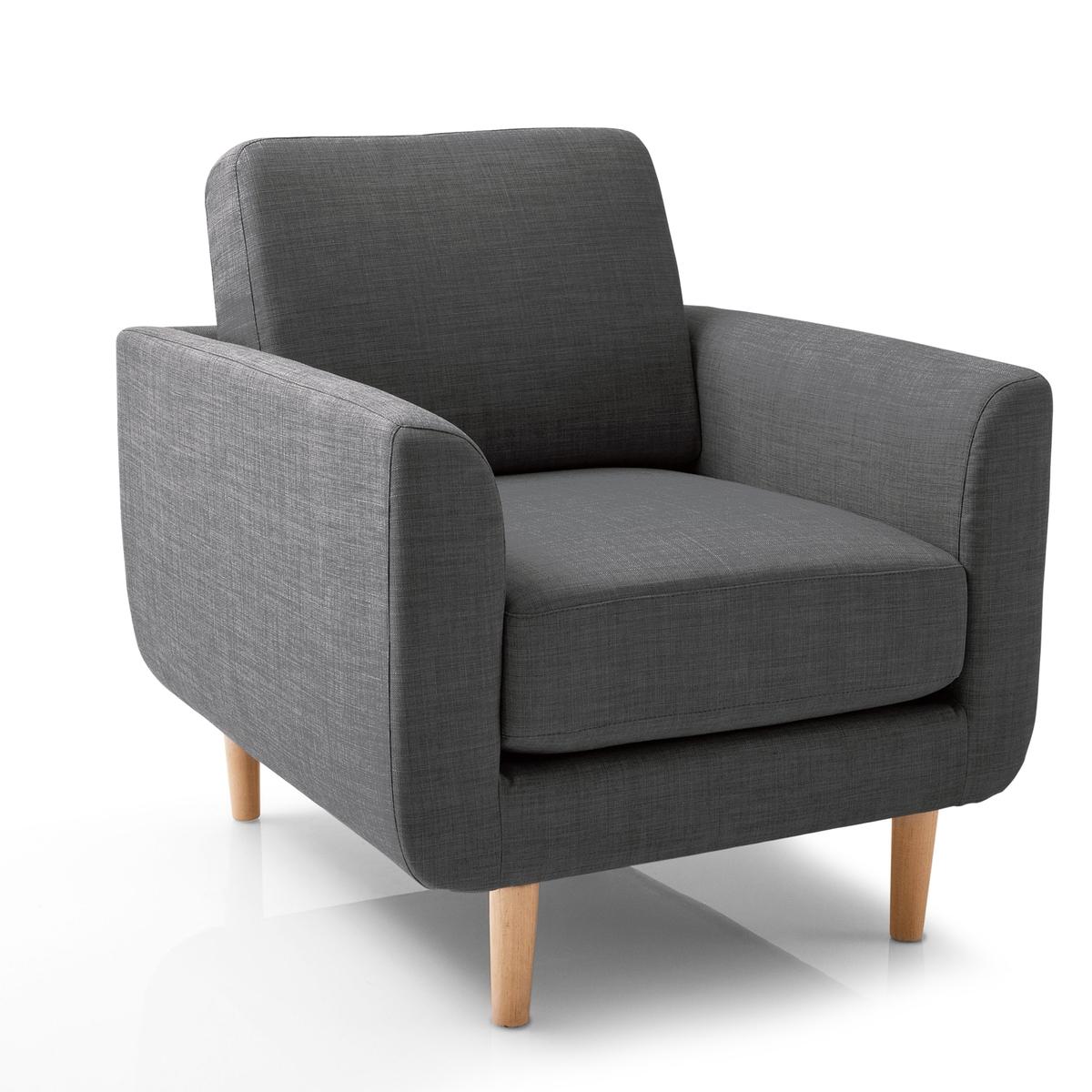 Кресло La Redoute Jimi 1-мест. серый