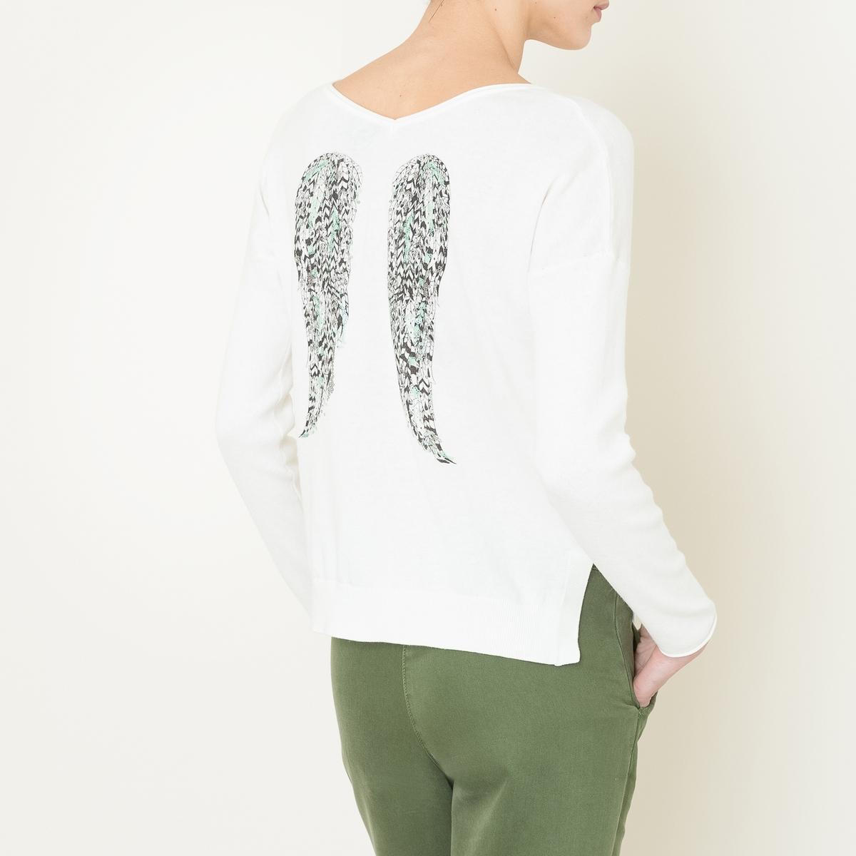 Пуловер YANIS myone пуловер из шелка и хлопка
