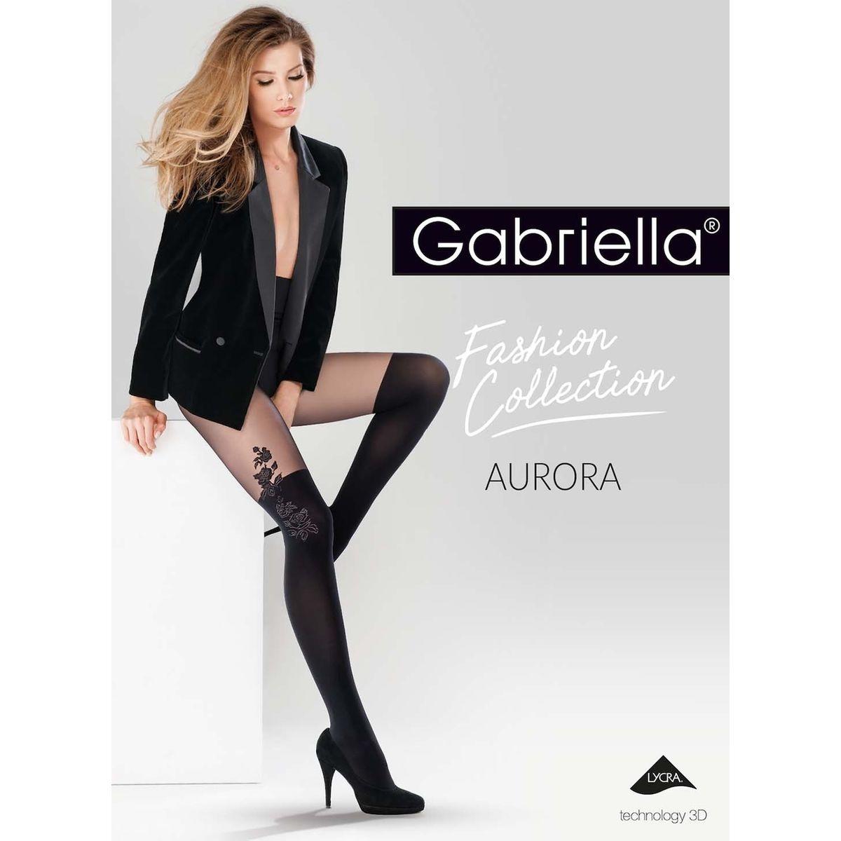 Collant Gabriella Aurora
