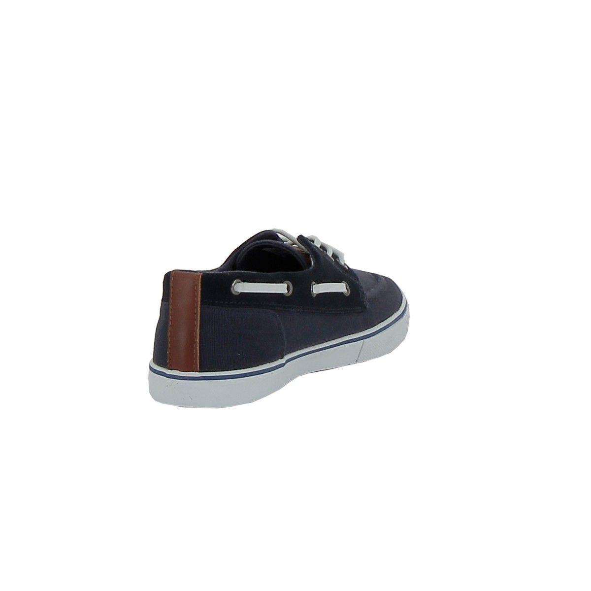 Chaussure bateau hugo boss junior - j29132-849 bleu Hugo Boss 8276e1979101