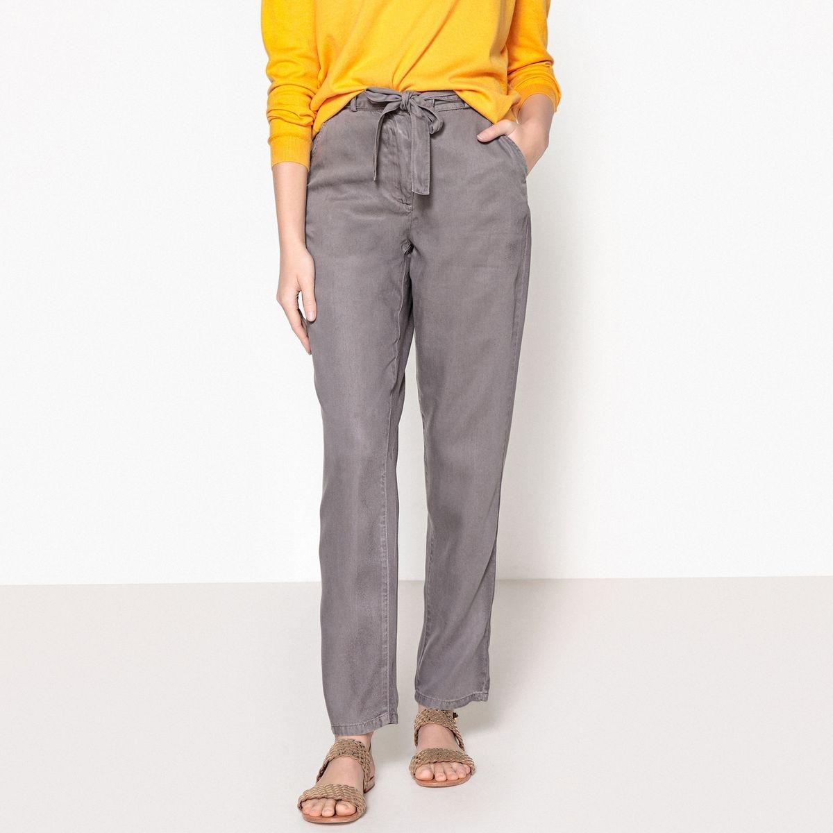 Pantalon large droit