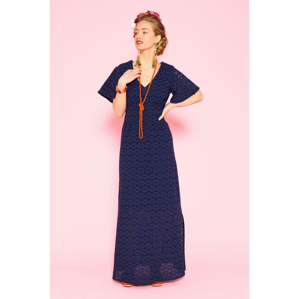 Robe longue ELSA, Made in France