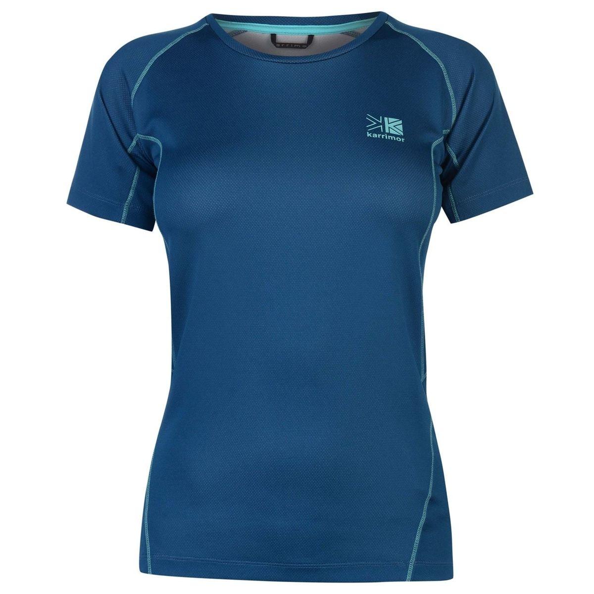 T-shirt de sport à manches courtes imprimé