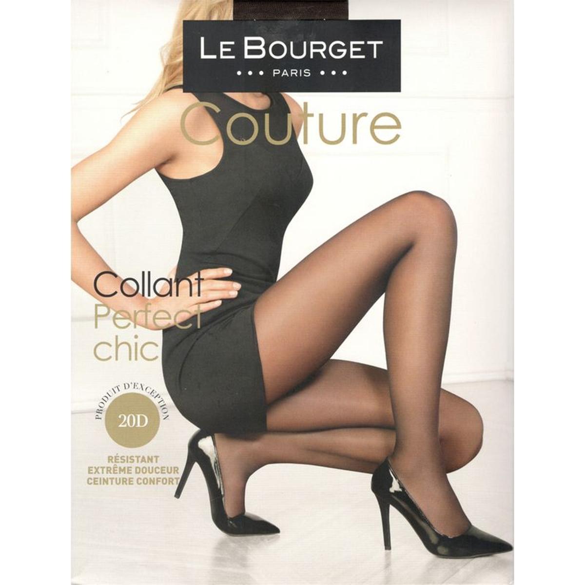 Collant Le Bourget PERFECT CHIC 20D vison