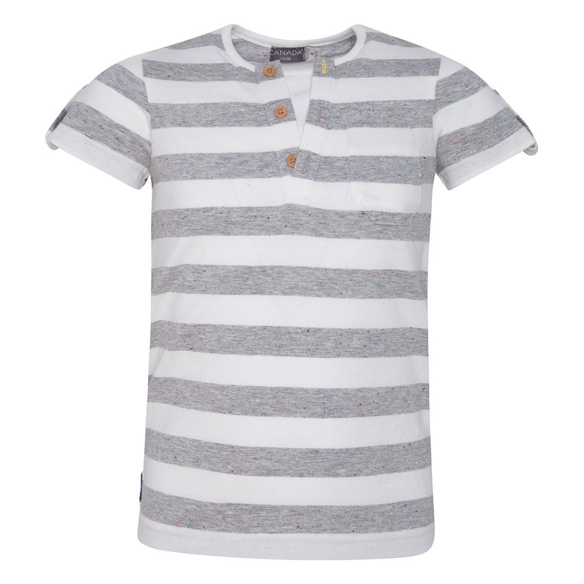 T-shirt widestripe garçon
