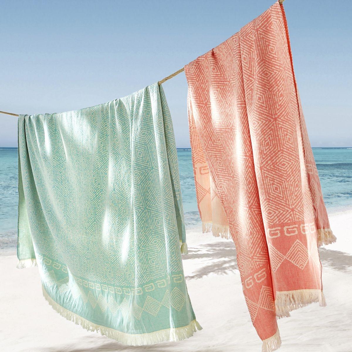 Fouta serviette de plage FOSCATI