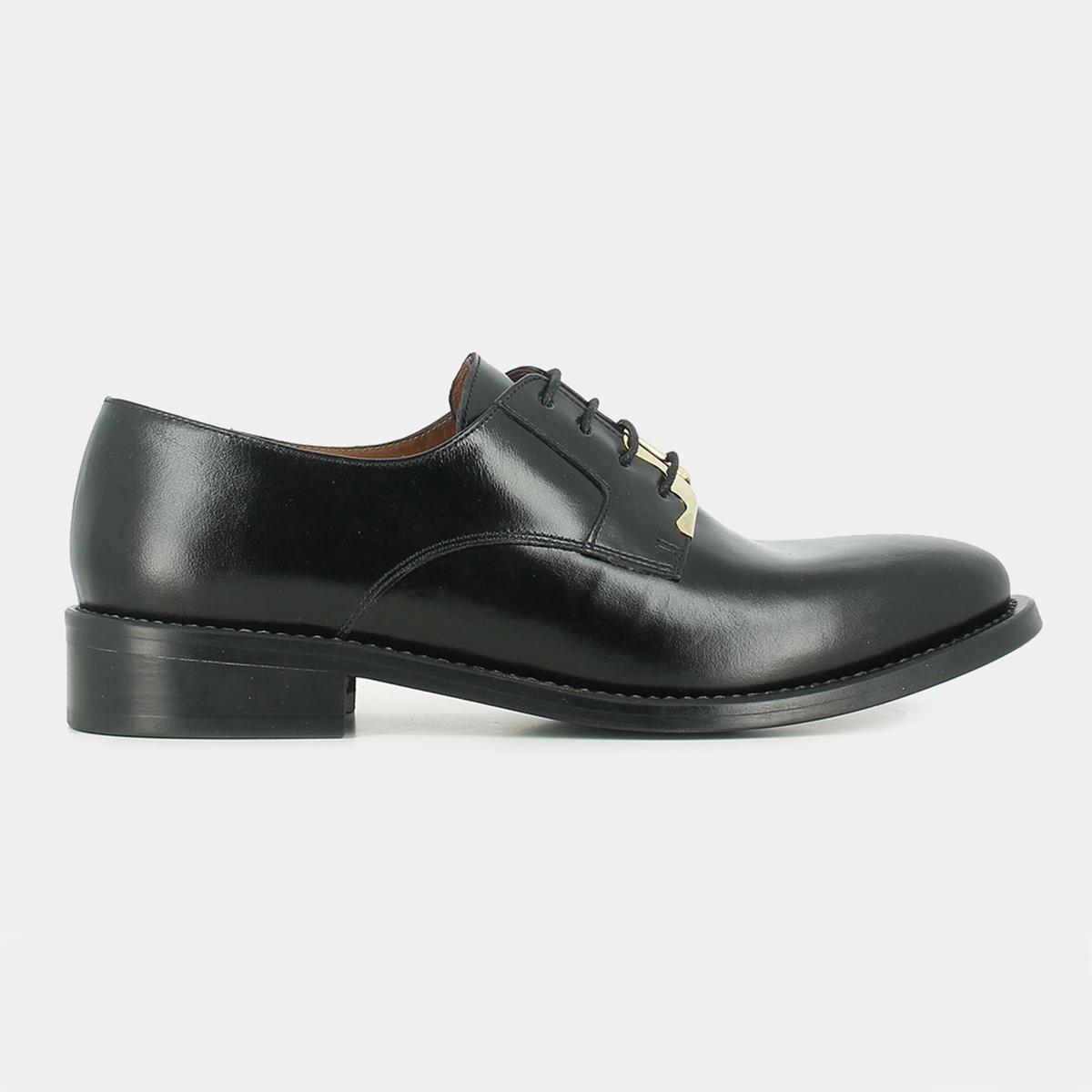 Ботинки-дерби из кожи Dagonet ботинки дерби из кожи dagonet
