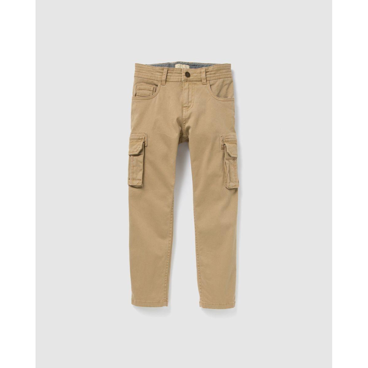 Pantalon  poches multiples