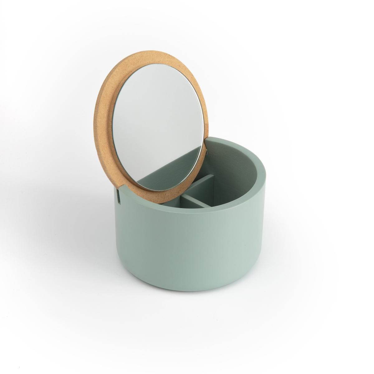 Коробка La Redoute Для украшений ORANE единый размер зеленый