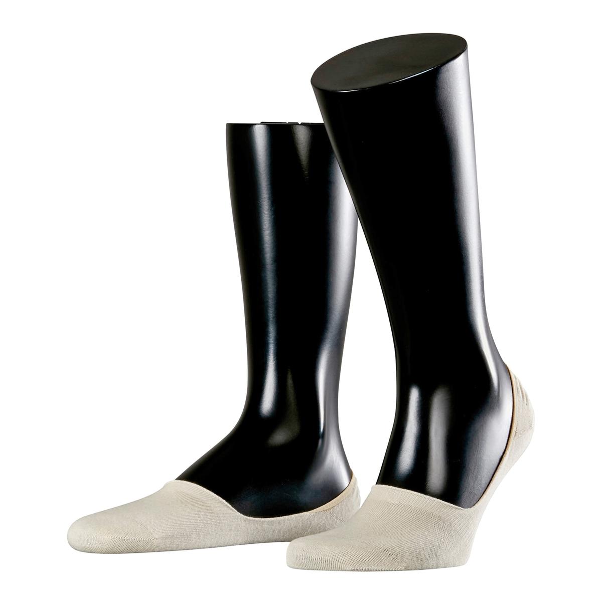 Носки Invisible, 2 пары2 пары носков Invisible от ESPRIT  :Носите эти носки для повышения комфорта обуви, не нарушая эстетичности вида, т.к. они практически незаметны. Состав и описание: :Материал : 75% хлопка, 23% полиамида, 2% эластана.Марка : ESPRIT.<br><br>Цвет: бежевый<br>Размер: 39/41