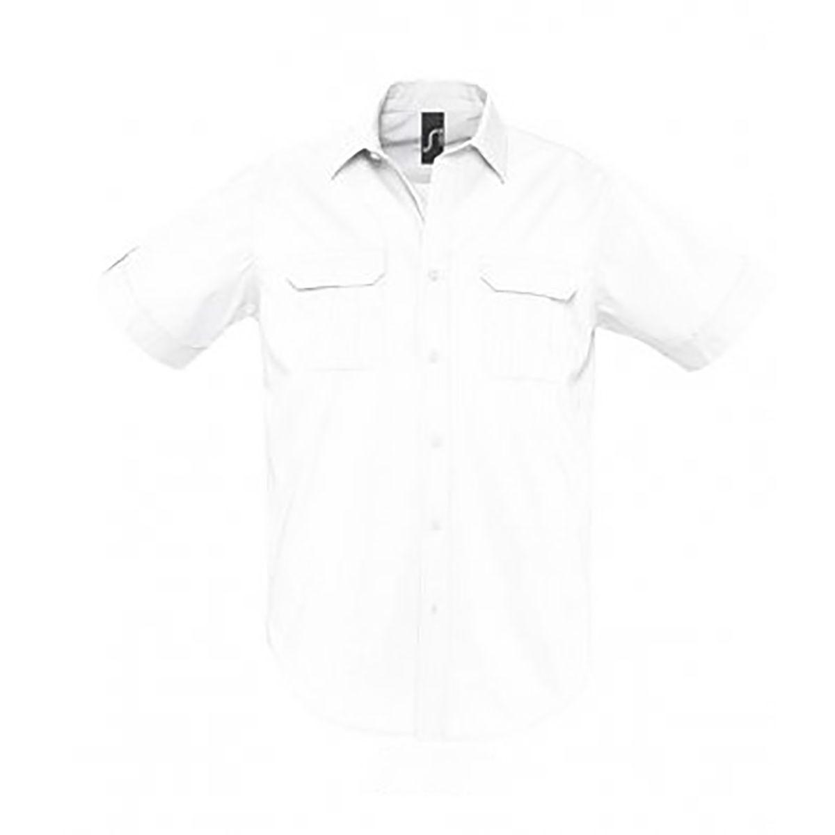Chemise à manches courtes BOSTWANA