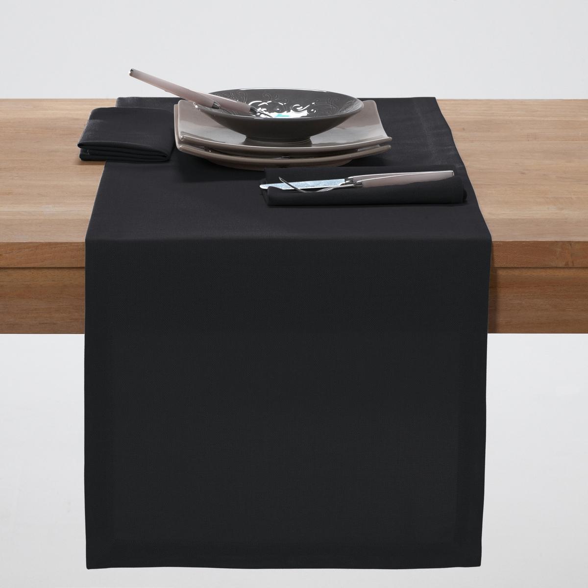 Tischläufer SCENARIO| uni| Polyester | Heimtextilien > Tischdecken und Co | Polyester | La Redoute Interieurs