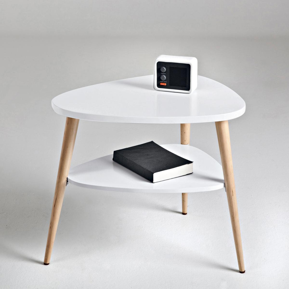 Столик прикроватный в винтажном стиле Jimi столик прикроватный в винтажном стиле jimi