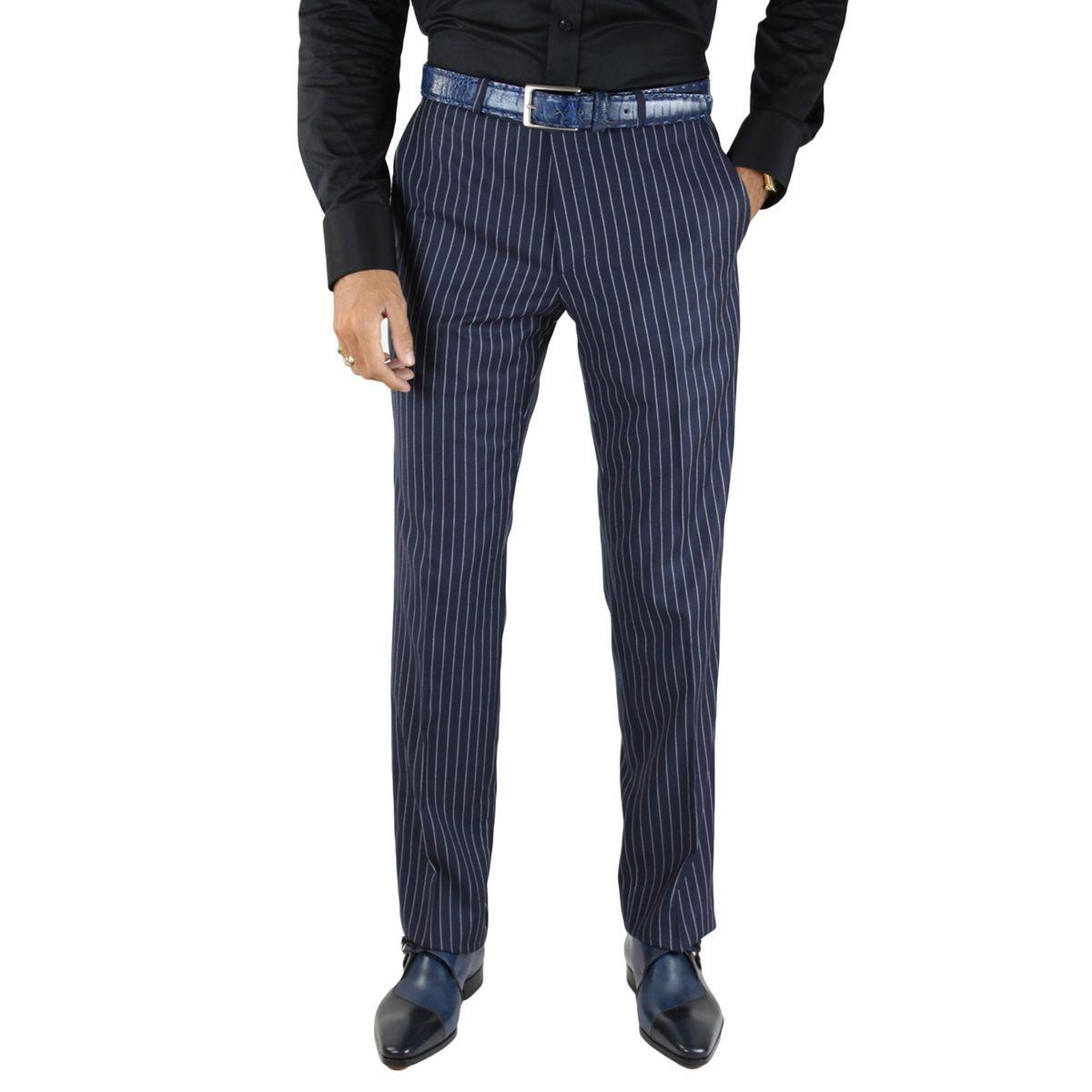 Pantalon Borsalino Marine