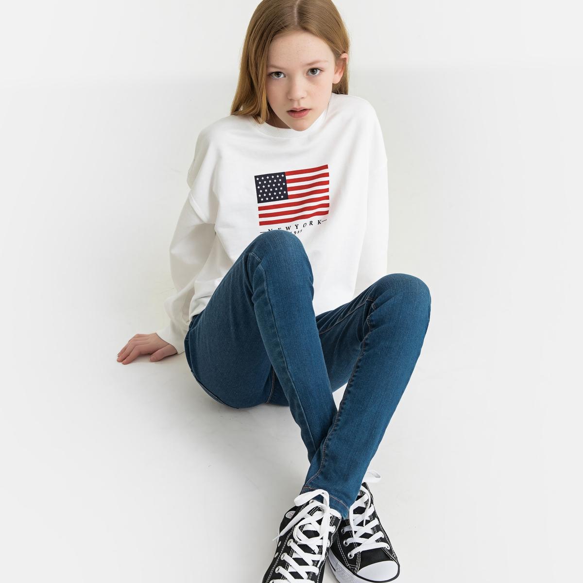 Фото - Джинсы LaRedoute Супер скинни 10-16 лет 14 синий джинсы la redoute супер скинни 12 синий