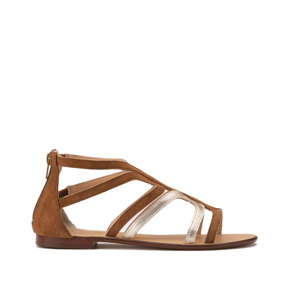 Sandales cuir Katya