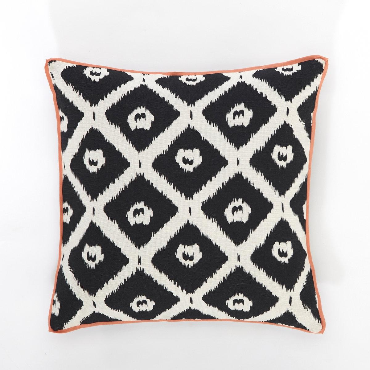 Чехол для подушки с рисунком икат, Bayac