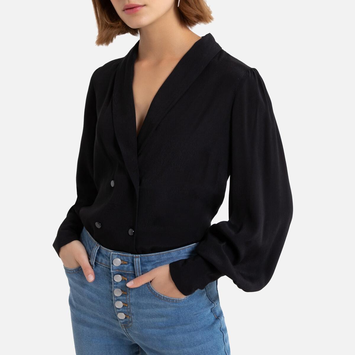 Blusa de manga larga