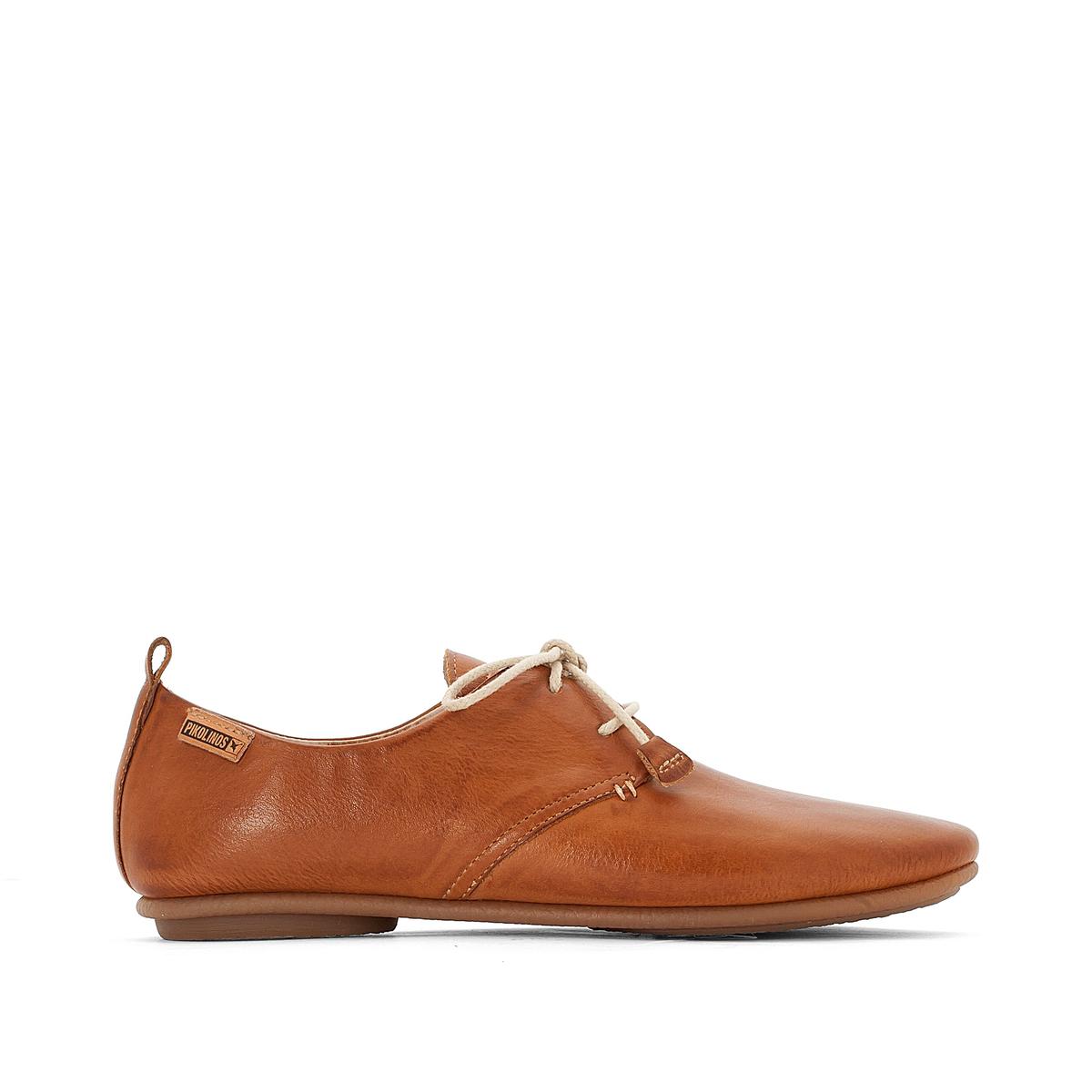 Ботинки-дерби кожаные Calabria W9K ботинки дерби кожаные whitlock