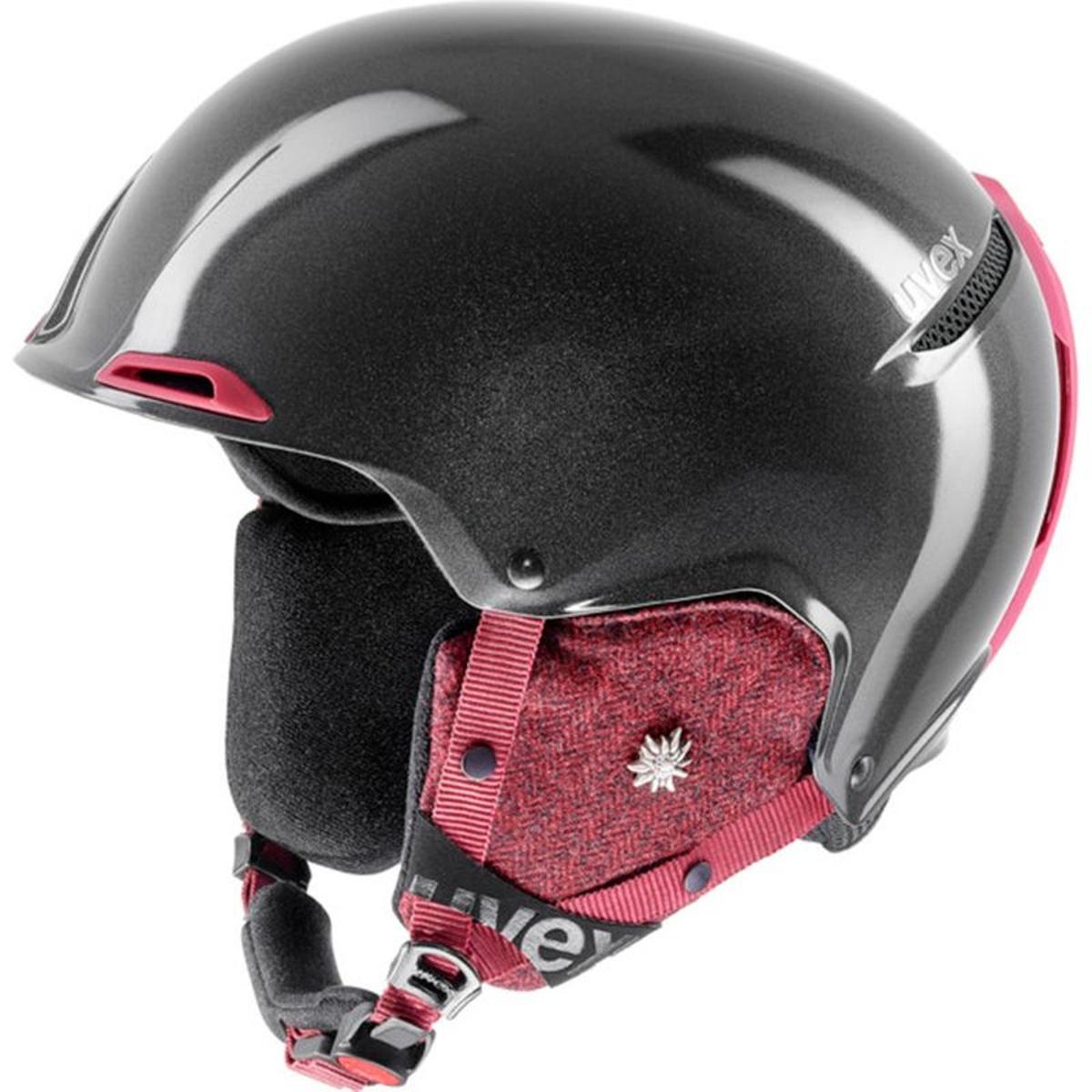 1ce17c30155fa2 UVEX Jakk+ - Casque de ski - rouge noir