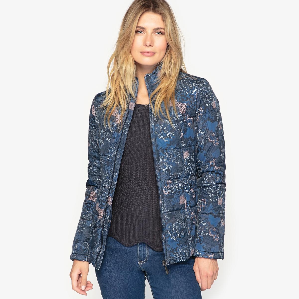 Куртка стеганая с пропиткой тефлон