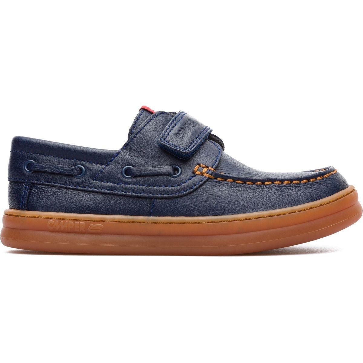 Chaussures bateau cuir RUNNER FOUR