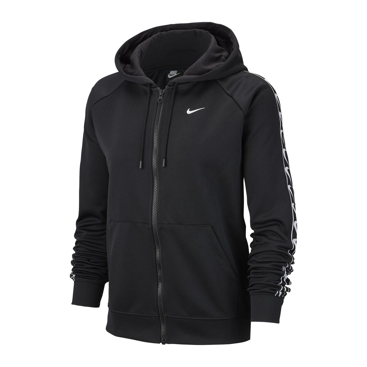 Sudadera chaqueta con cremallera y capucha