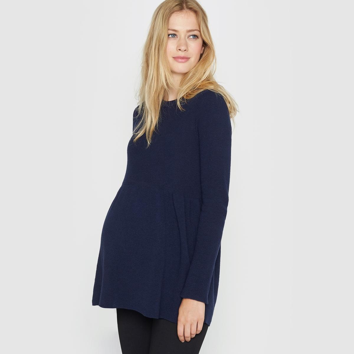 Пуловер для периода беременности