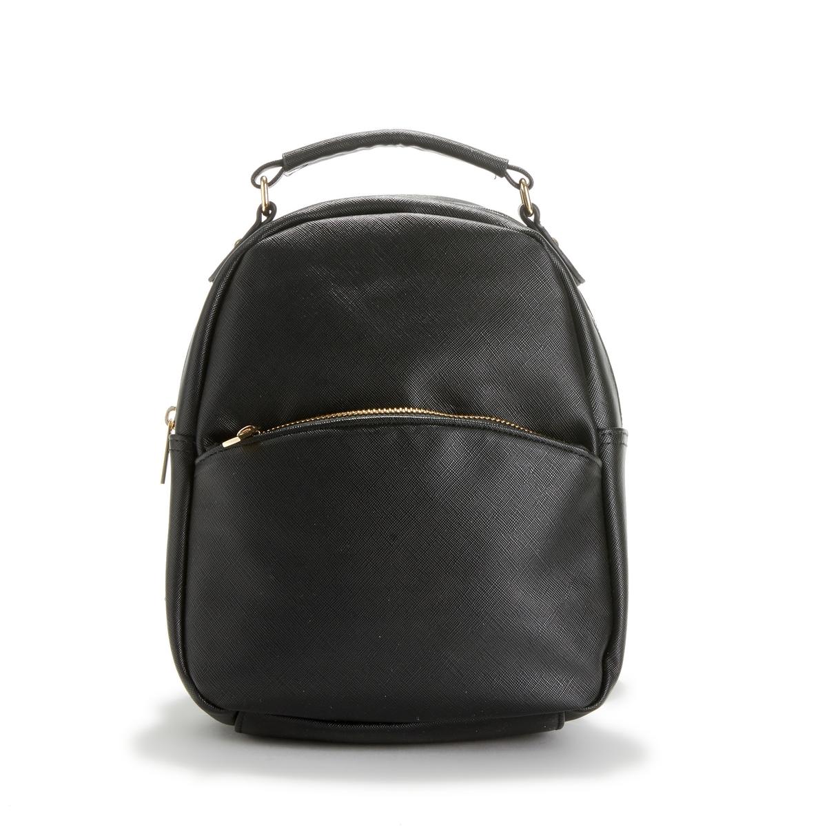 Рюкзак LaRedoute La Redoute единый размер черный недорого