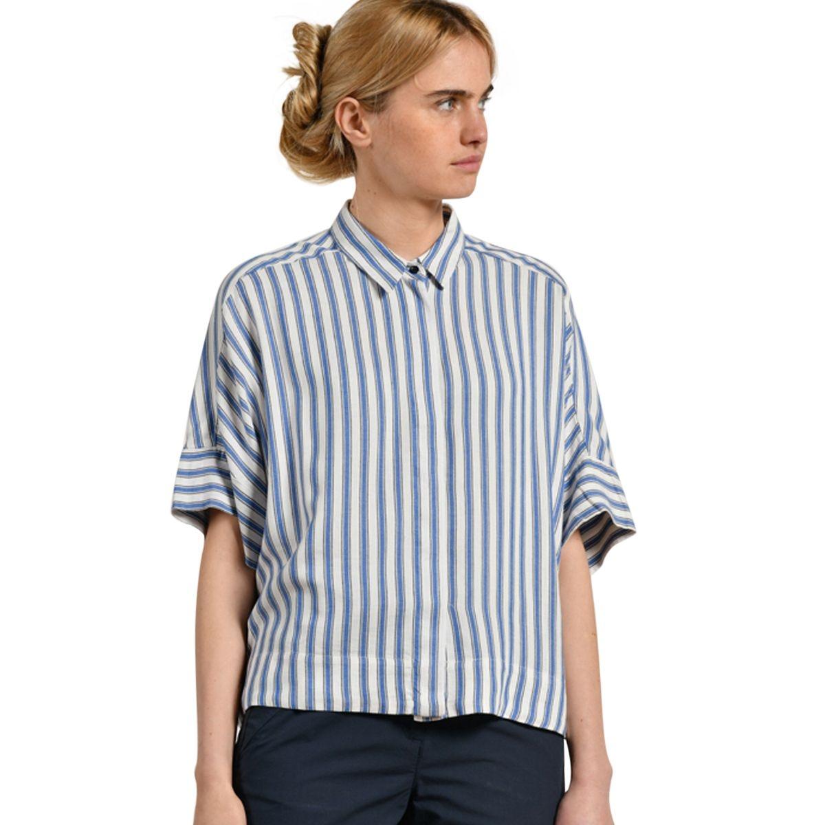 Chemise oversize à rayures CAPO