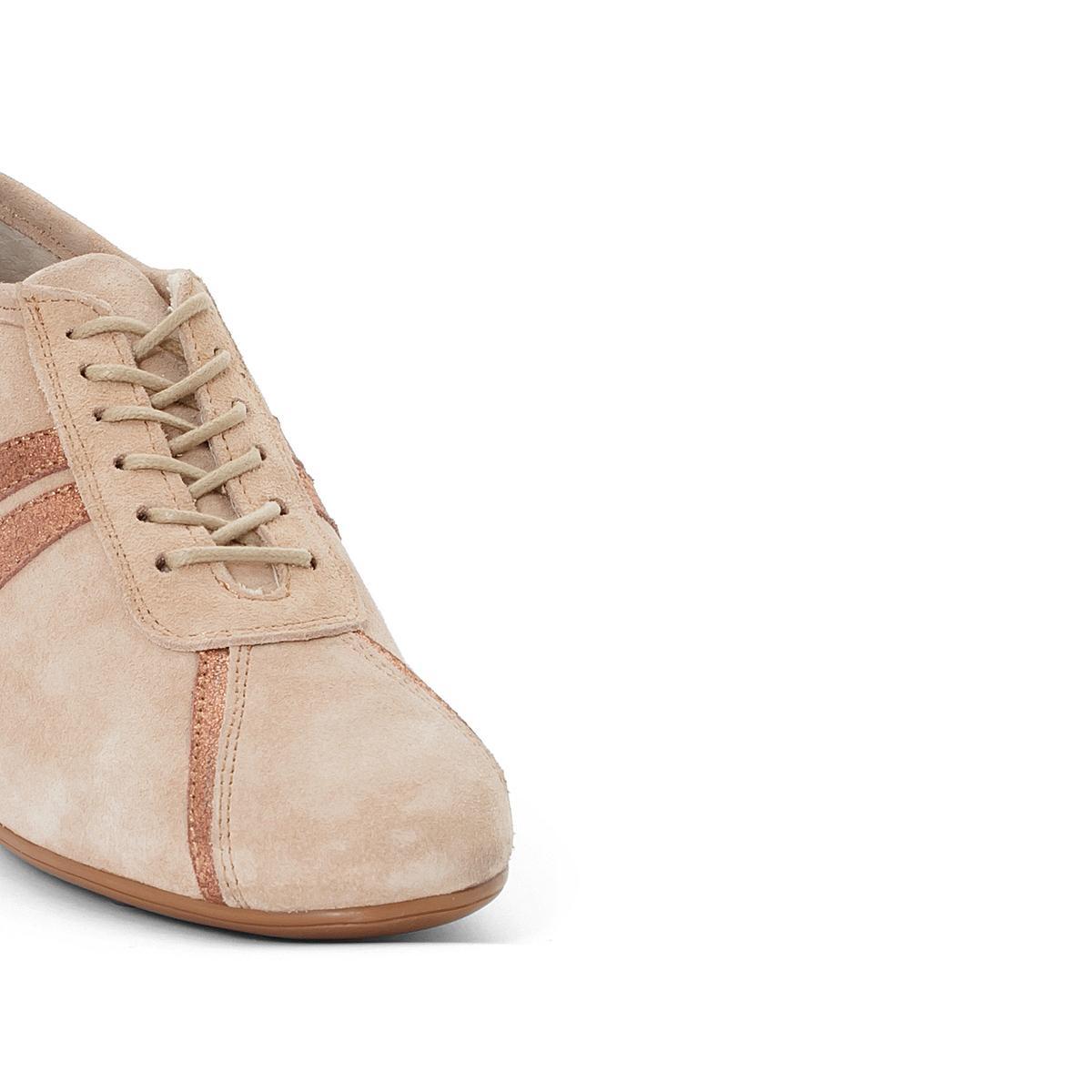 Imagen secundaria de producto de Zapatillas de piel bicolor - Anne weyburn