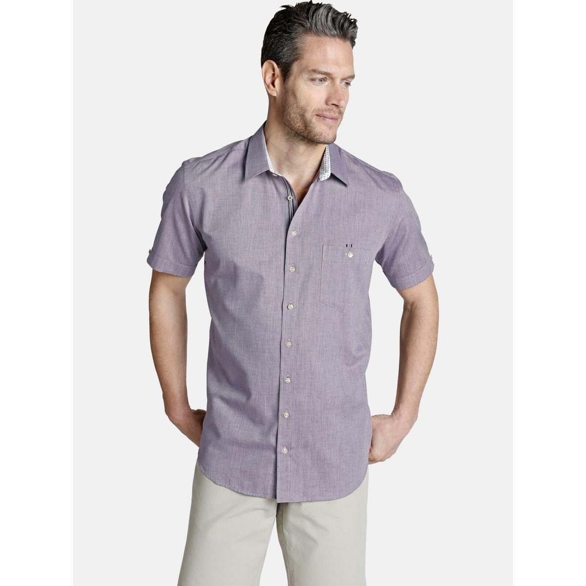 Chemise à manches courtes YVEN