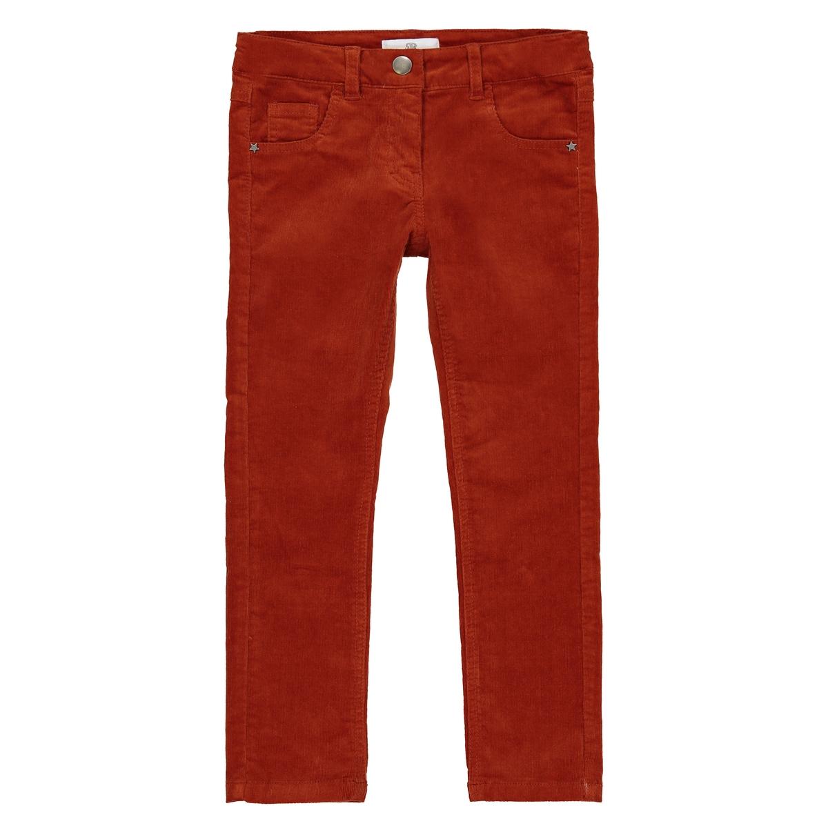 Pantaloni in velluto 3-12 anni