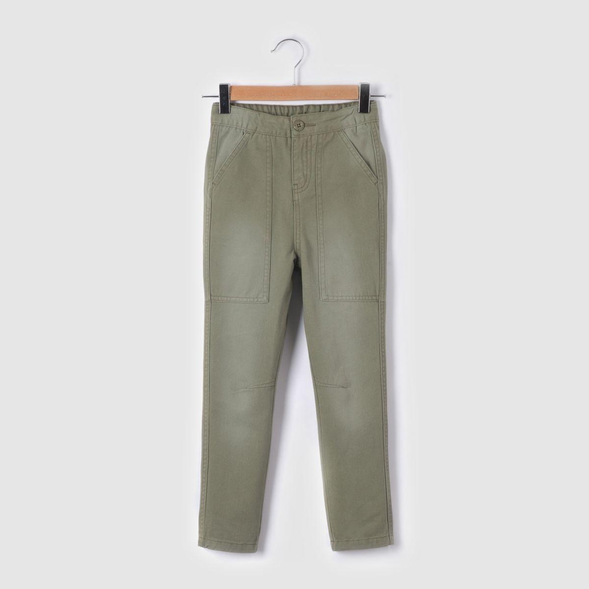 Pantalon cargo 3-12 ans