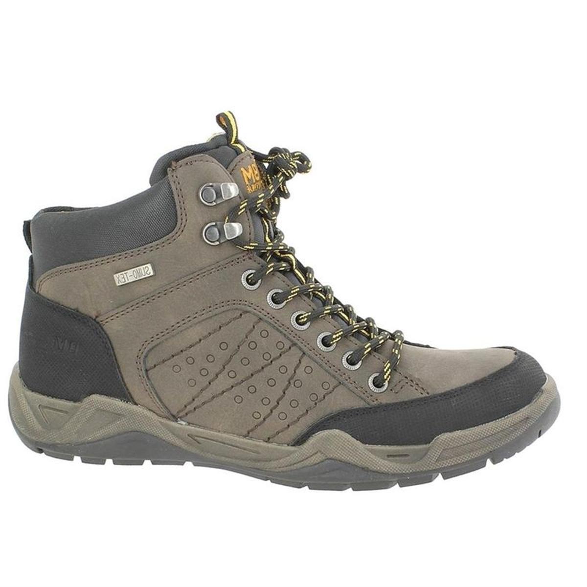 bottines  /  boots textile, synthetique