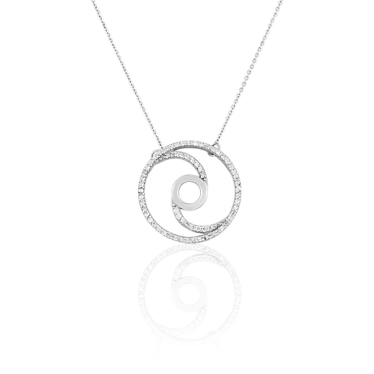 Collier Or 750/1000 Diamant