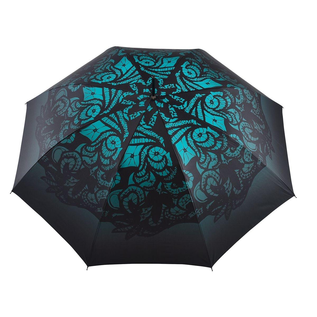 Parapluie NEYRAT Autun - Imprimé psychédélique - Mini - Pliant - Bleu