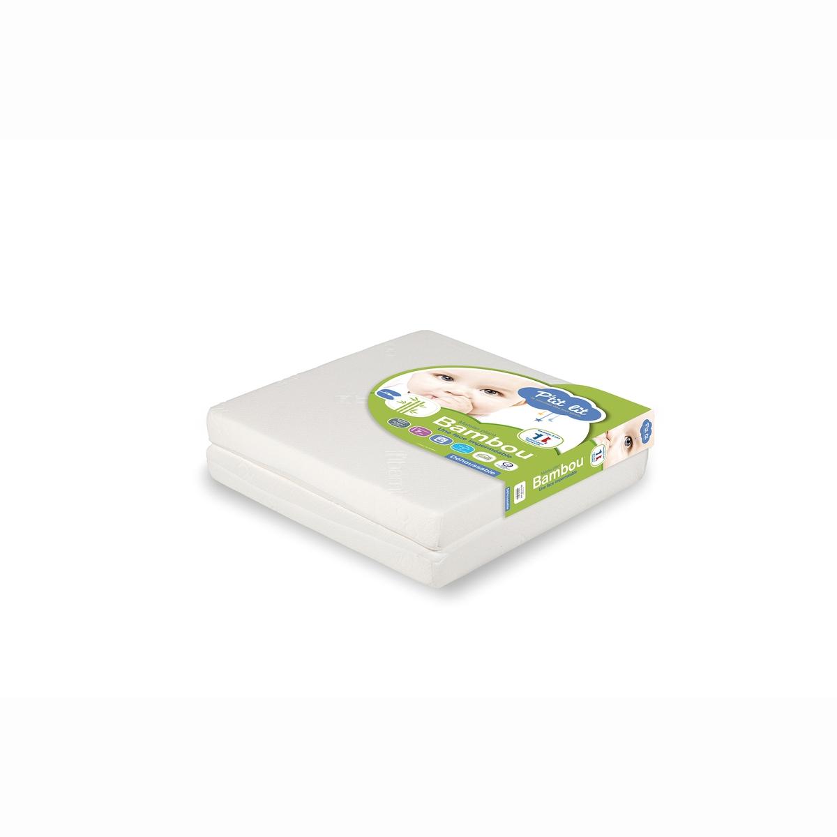 Матрас складной для малыша - P'TIT LIT средство для отбеливания зубов lit pack 3 1 blue