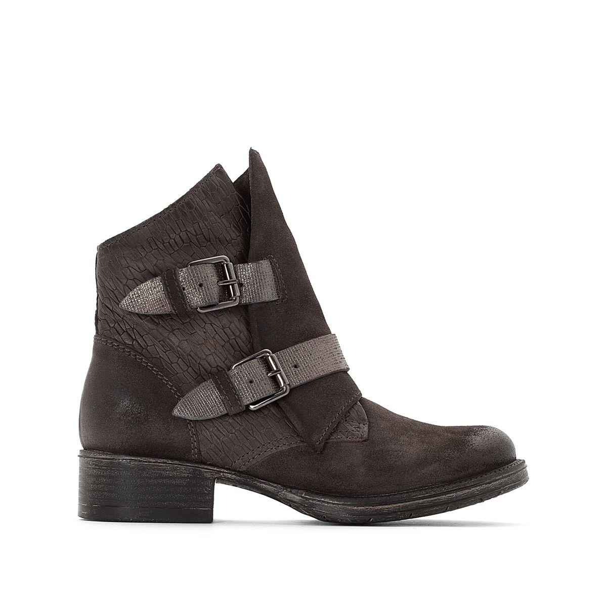 Boots cuir Norton