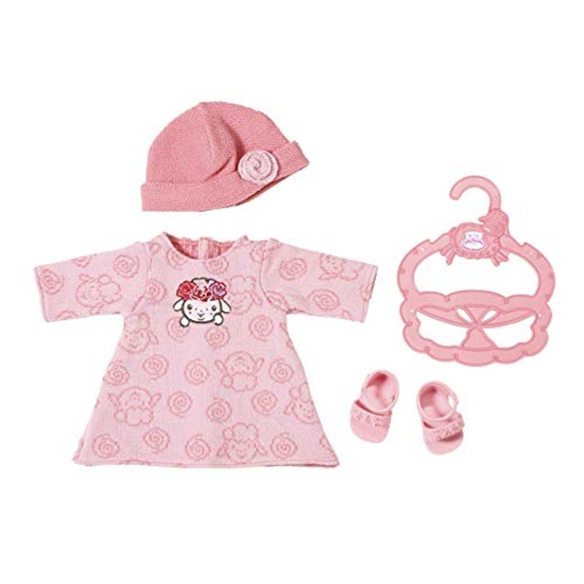 Baby Annabell - Robe en maille 36 cm