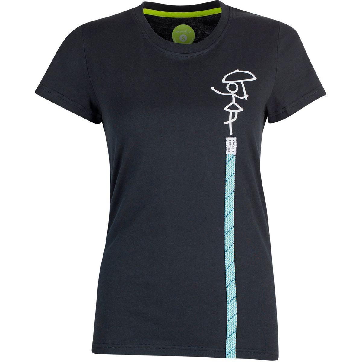 Rope - T-shirt manches courtes Femme - noir