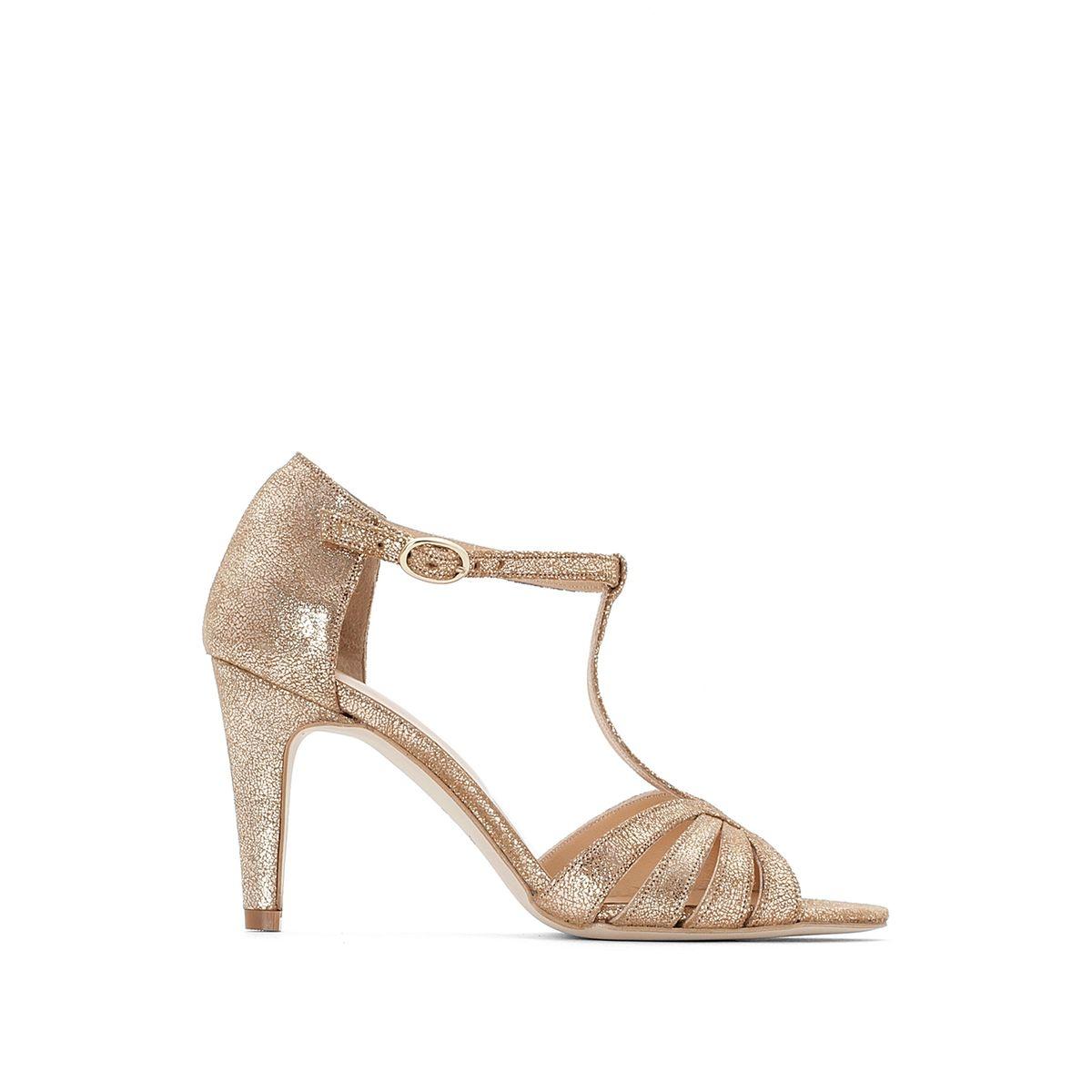 Sandales cuir Audette