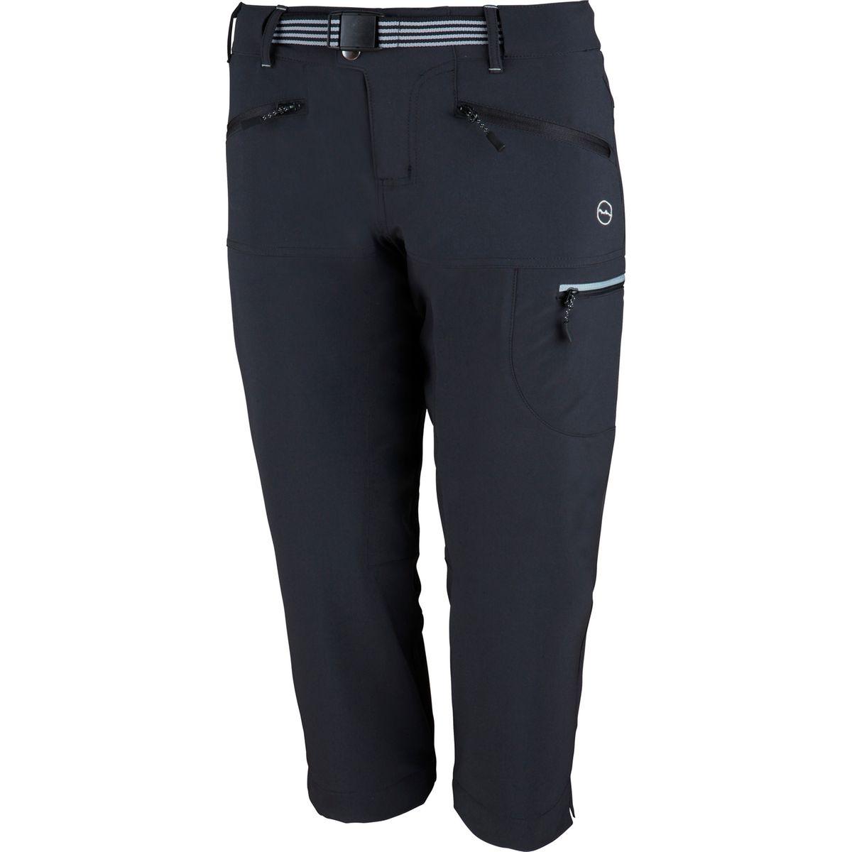 Monte - Shorts Femme - noir