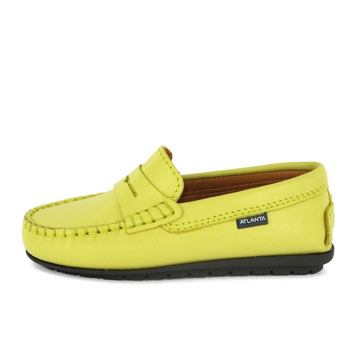Chaussures mocassins Penny en cuir pour dames