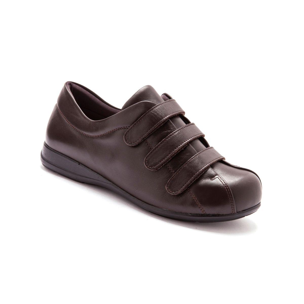 Derbies ultra large, spécial pieds sensibles