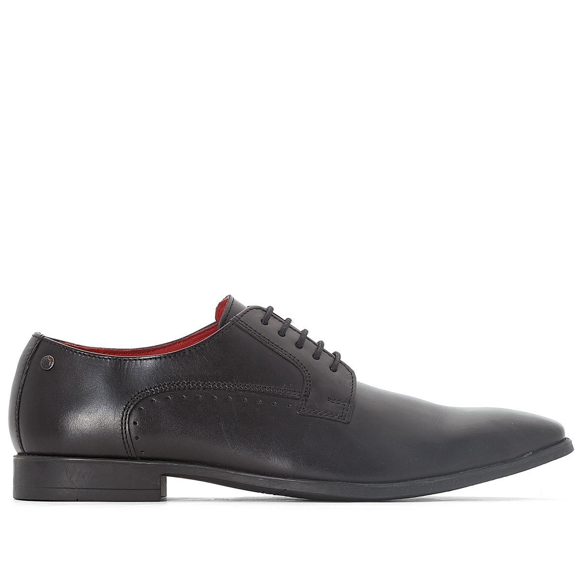 Ботинки-дерби кожаные PENNY ботинки дерби под кожу питона